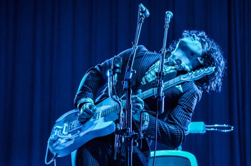Stream Jack White at MSG - Pandora