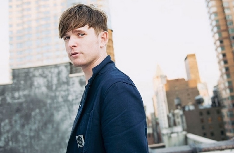 James Blake - new album Radio Silence