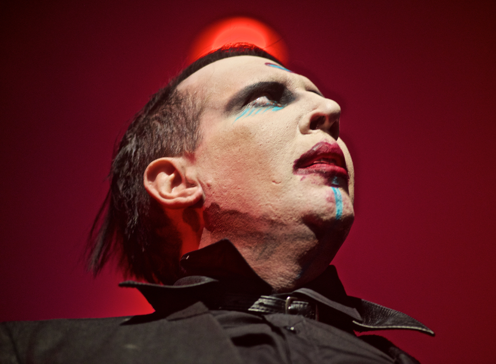 Marilyn Manson New York : live review marilyn manson at new york city 39 s terminal 5 1 29 consequence of sound ~ Russianpoet.info Haus und Dekorationen