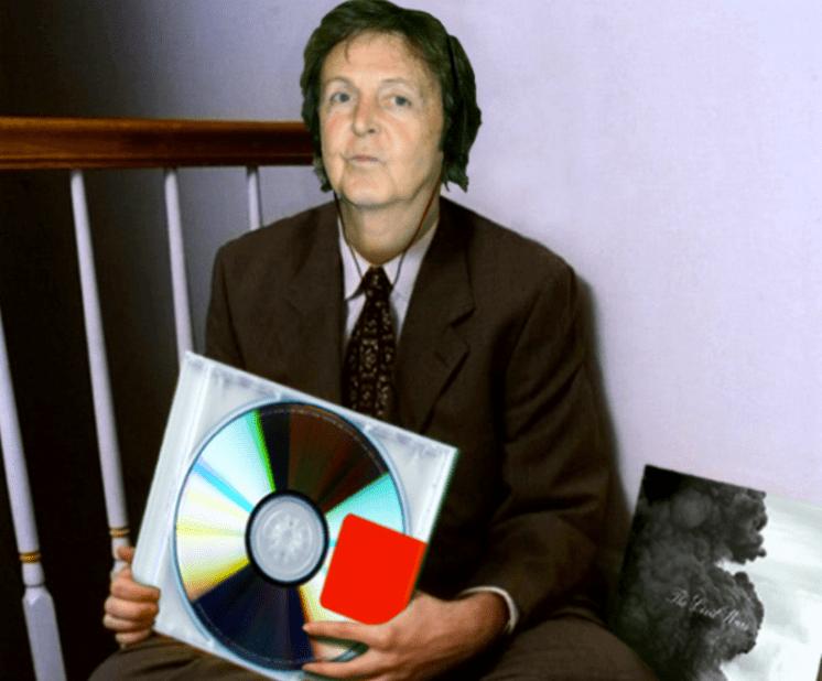 McCartney Kanye