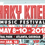 Shaky Knees 2015