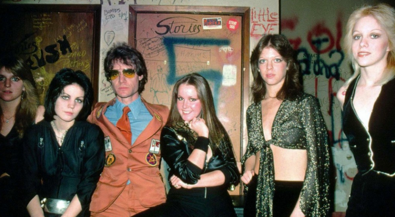 R I P Kim Fowley Record Producer And Runaways Manager