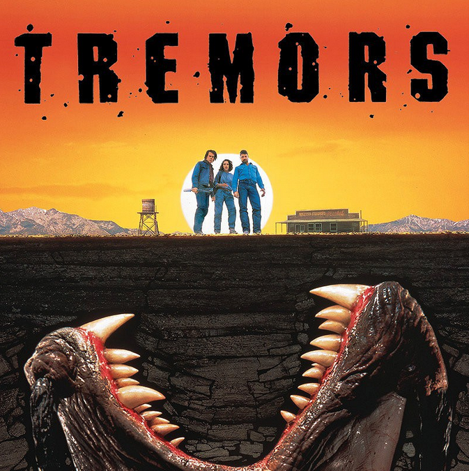 Tremors Turns 25: There's Still Something Under the Ground