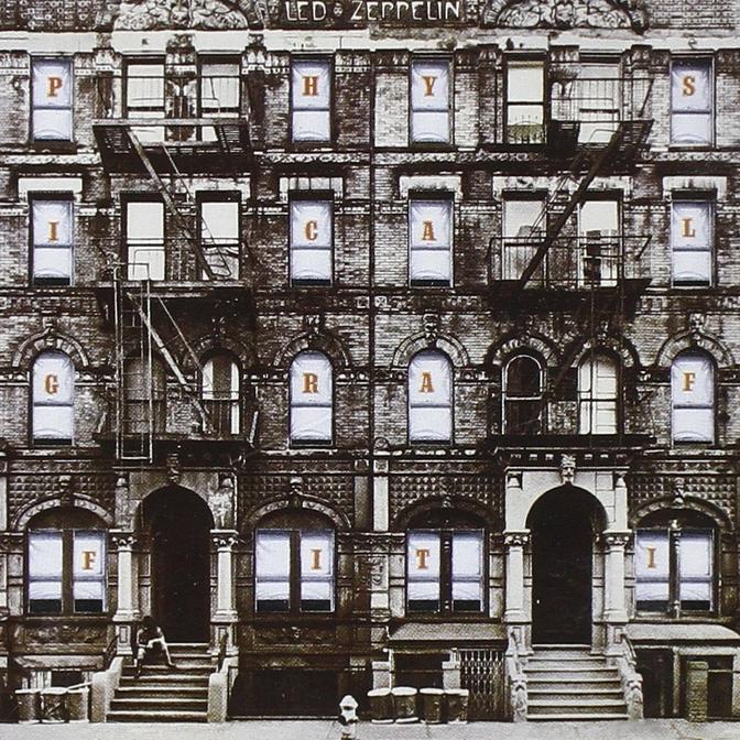 Led Zeppelin Physical Grafiti