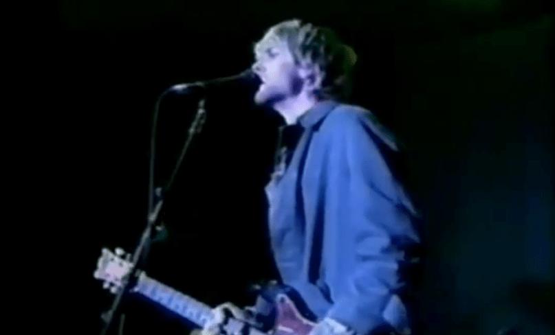 Nirvana unreleased Buenos Aires