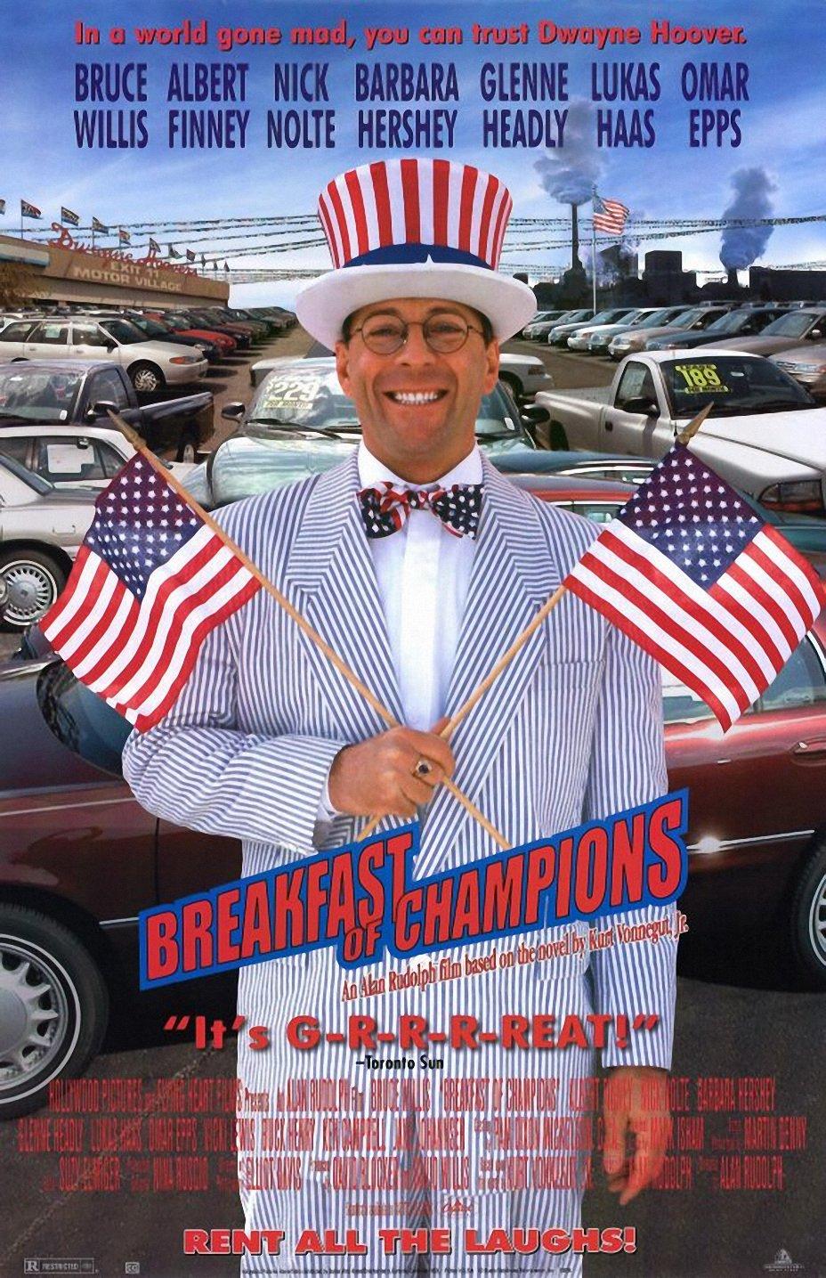 1999 Breakfast of champions - Desayuno de campeones (ing) 01