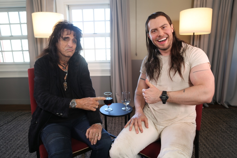 Andrew W K  – Consequence of Sound