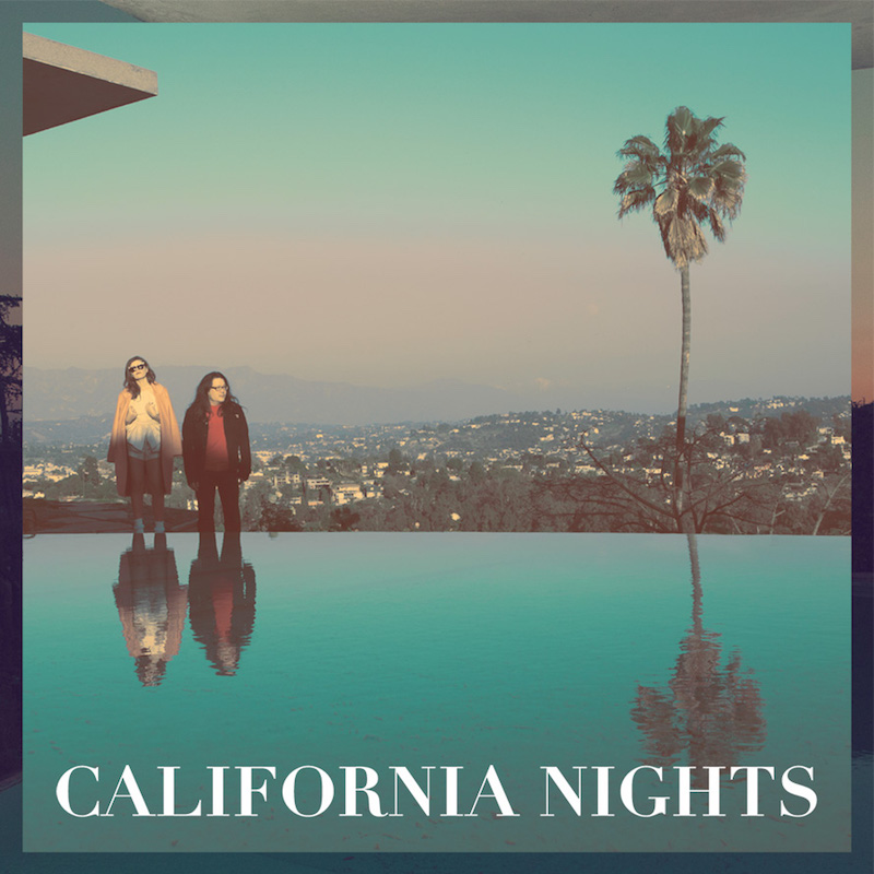 California Nights new album