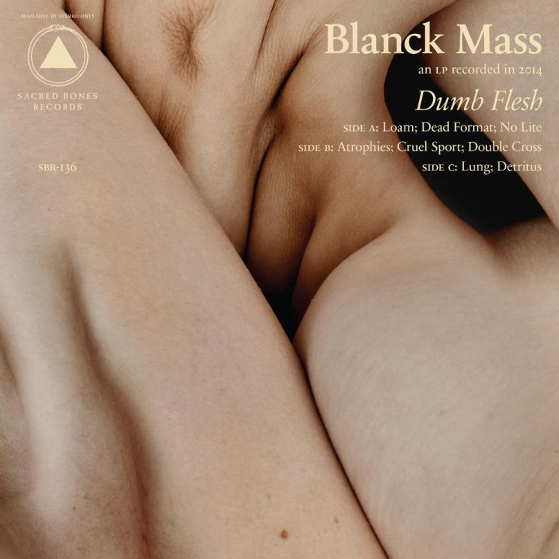 Blanck Mass - Dumb Flesh album cover