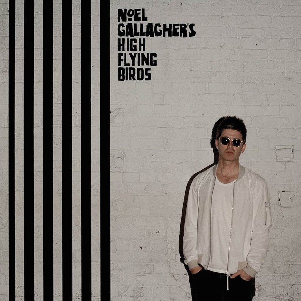 Noel Gallagher's High Flying Birds Chasing Yesterday stream