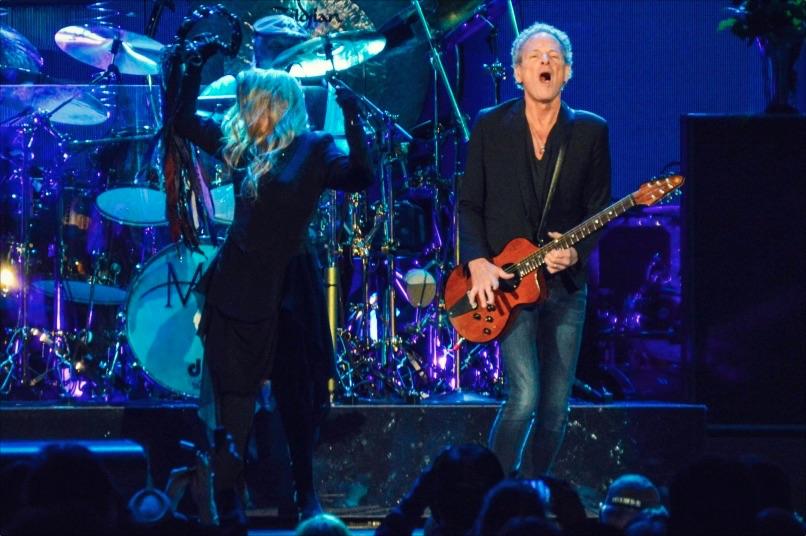 Fleetwood Mac, photo by Amanda Koellner