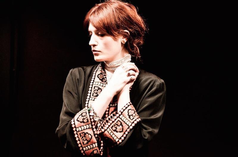Florence and the Machine - Nicolas Jaar remix