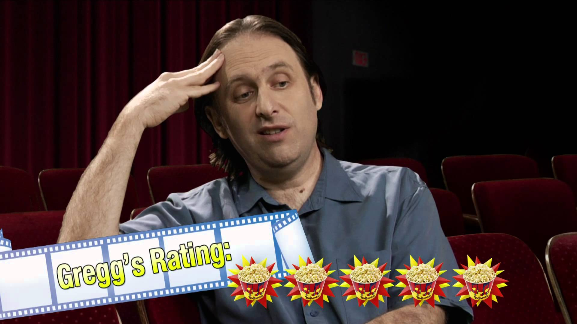 gregg turkington1 Gregg Turkington: The Internets True Film Buff