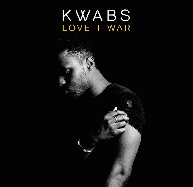 Kwabs debut album