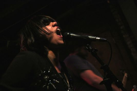 Nina Corcoran, Consequence of Sound, Screaming Females 4