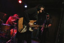 Nina Corcoran, Consequence of Sound, Screaming Females 9