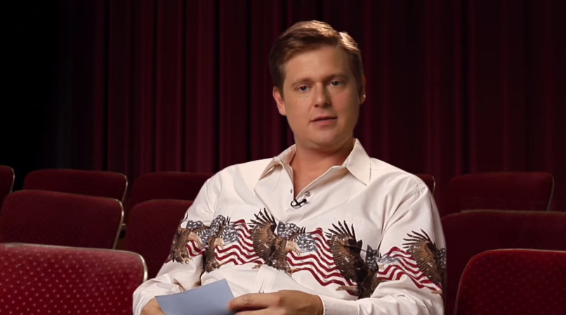 patriot tim Tim Heidecker: A Man With a Country