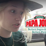 Iggy Azalea Papa John's