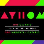 WayHome Festival 2015