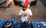 2-year-old DJ