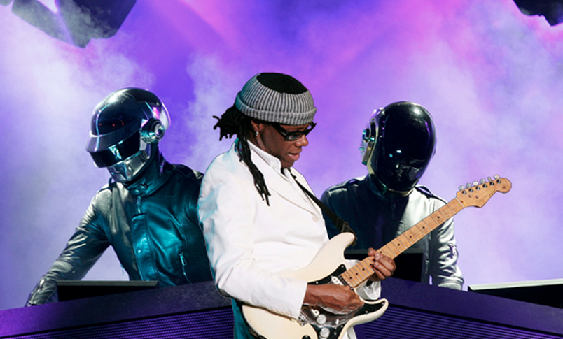 Daft Punk Nile Rodgers