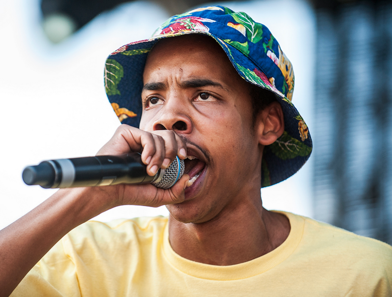 Earl Sweatshirt - 2015 tour
