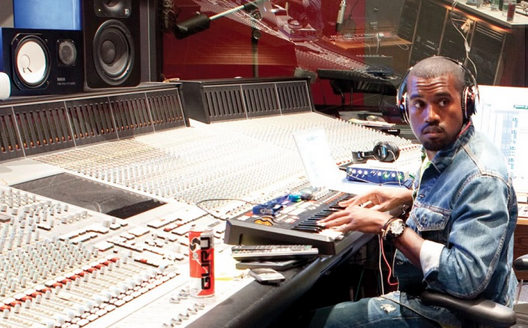 Kanye new song