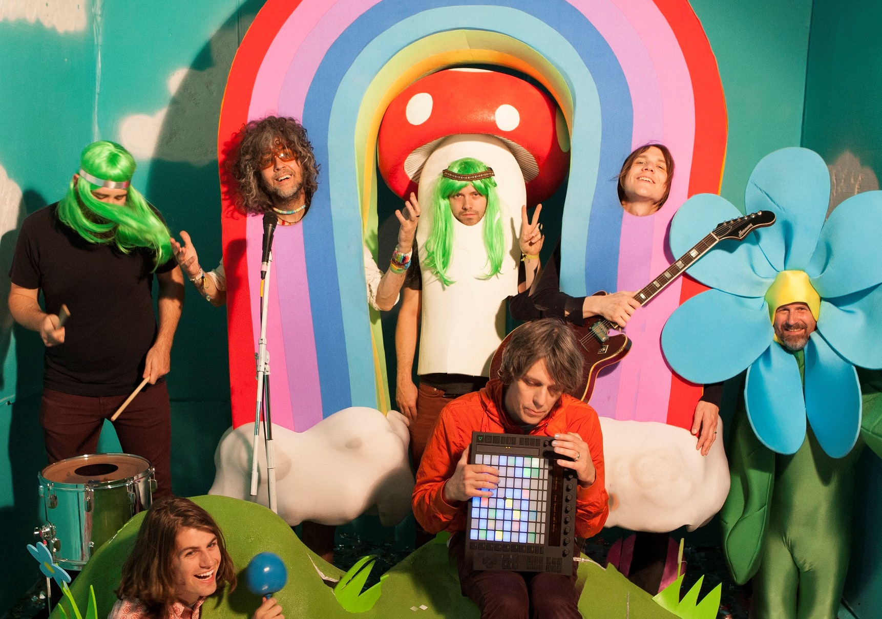 the flaming lips credit george salisbury The Flaming Lips Wayne Coyne: All You Need Is Love
