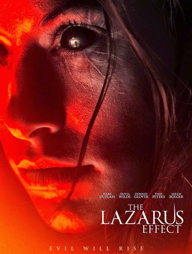 Film Review: The Lazarus Effect