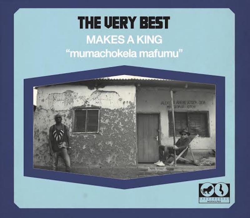 Makes A King album - Vampire weekend