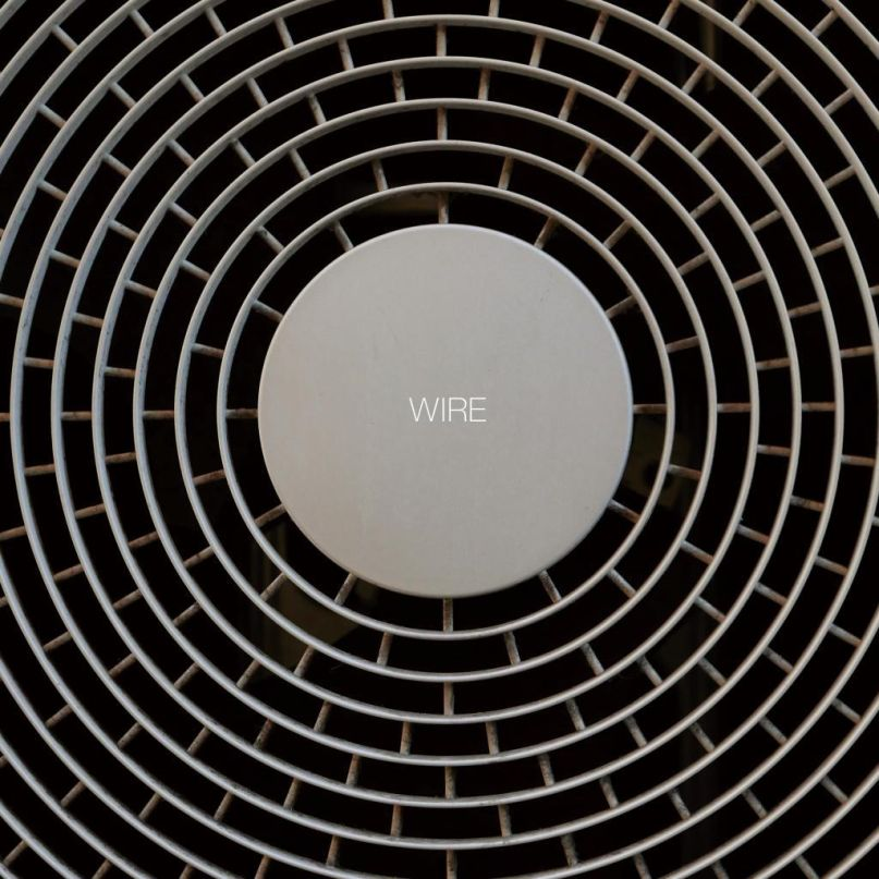 Wire - self-titled album