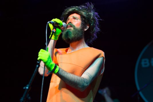 Devendra Banhart // Photo by Philip Cosores