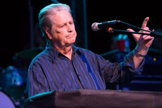 Brian Wilson // Photo by Philip Cosores