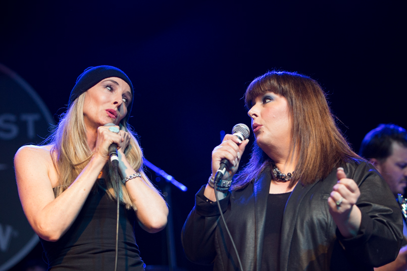 Wilson Phillips // Photo by Philip Cosores