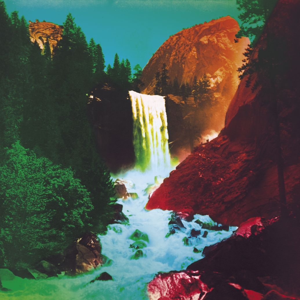 MMJ The Waterfall album