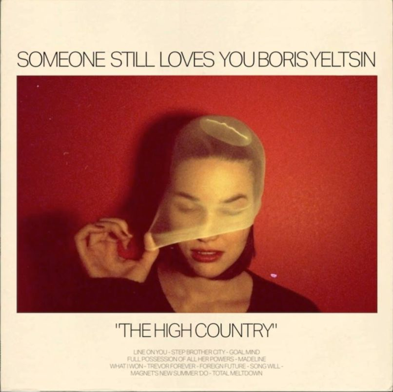 Someone Still Loves You Boris Yeltsin new album
