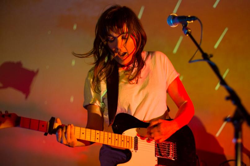 Courtney Barnett // Photo by Philip Cosores