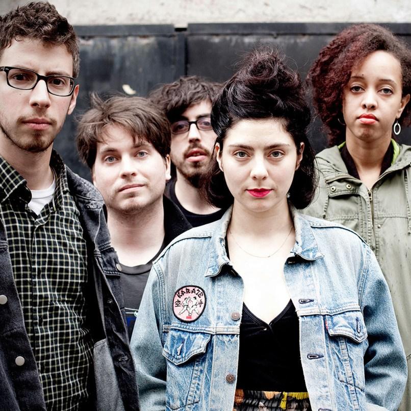 Ava Luna - band 2015
