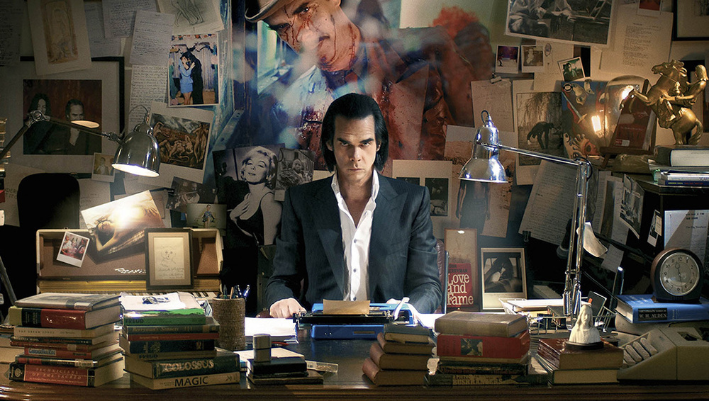 Nick Cave - The Sick Bag Song - New Book