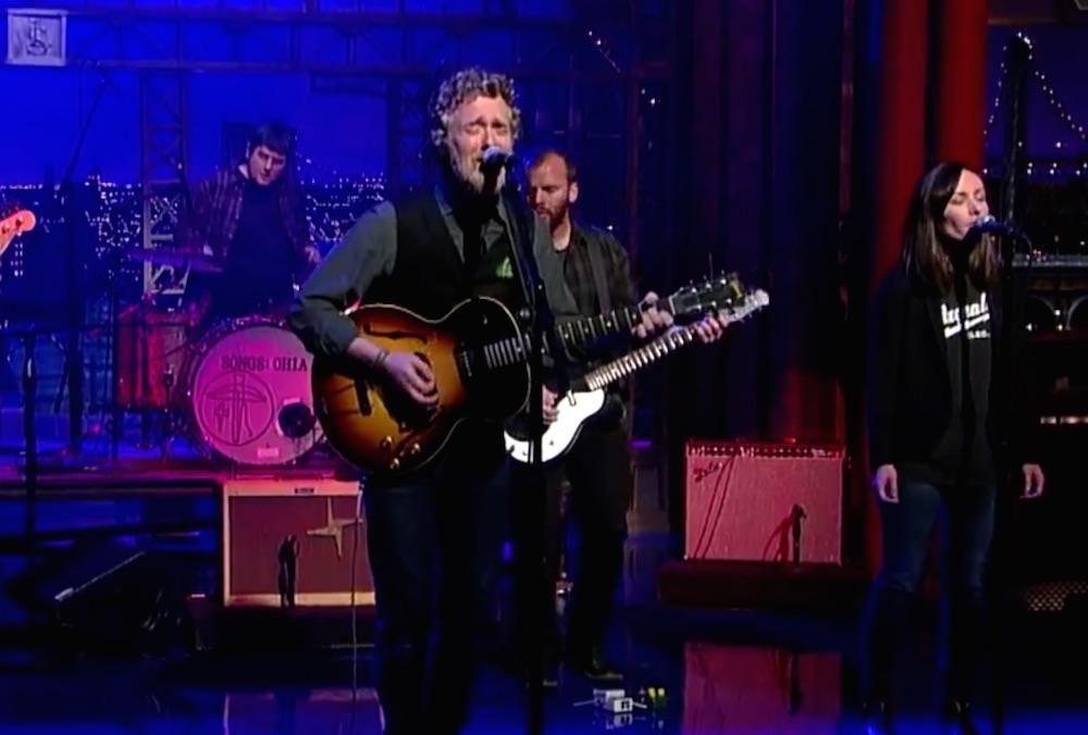 Glen Hansard - Songs: Ohia - cover