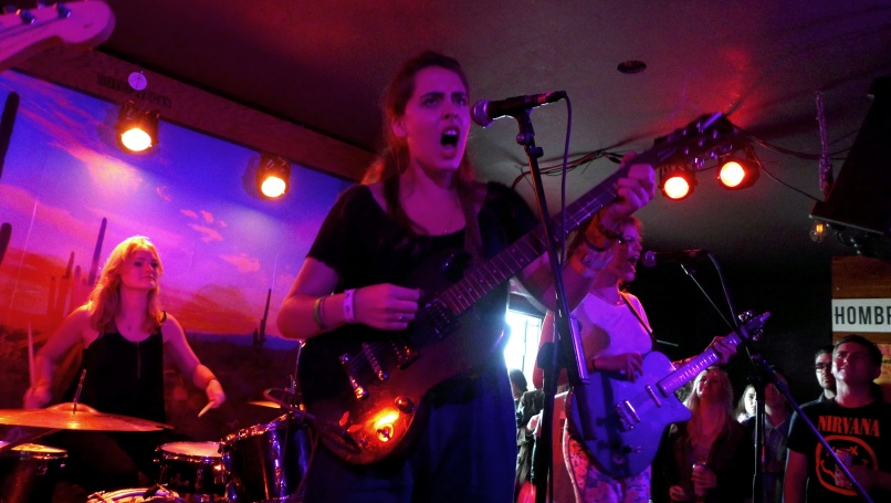 hinds4 SXSW 2015 Reviews: Screaming Females, Julianna Barwick, The Stone Foxes, and The Skull