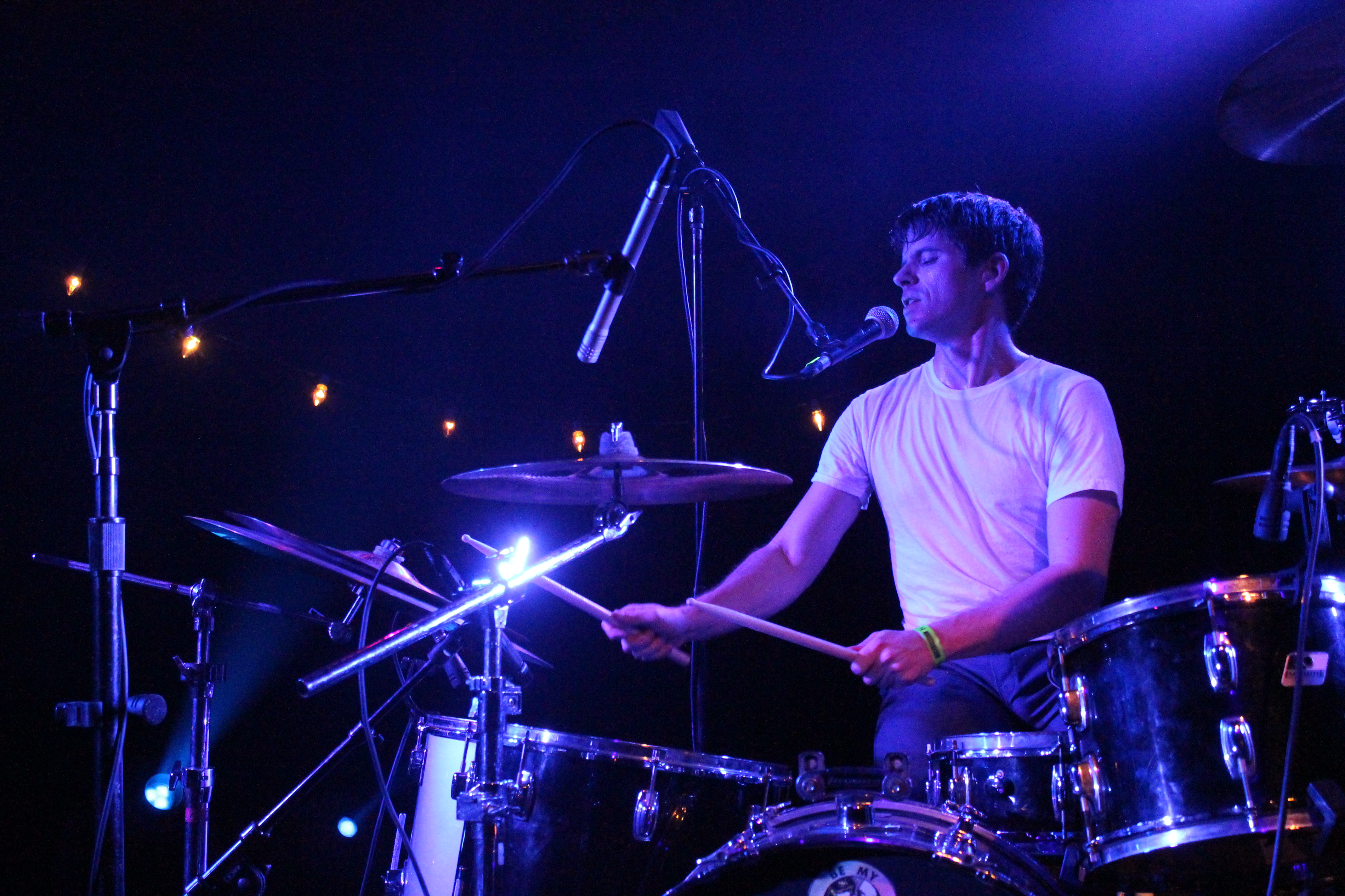 img 8396 Live Review: The Dodos at Chicagos Lincoln Hall (3/6)