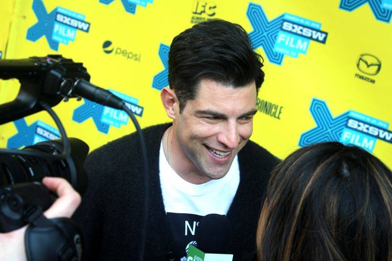 Max Greenfield // Photo by Heather Kaplan