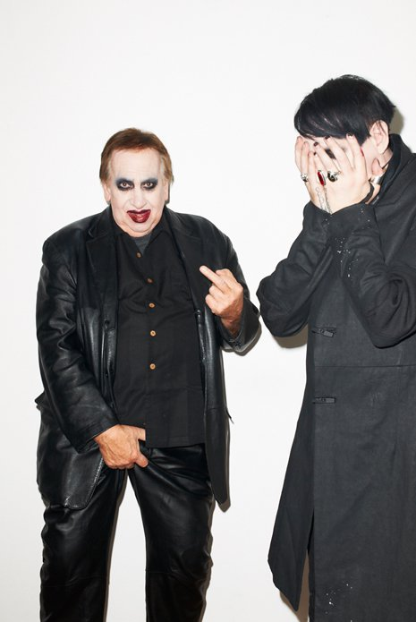 Terry Richardson Marilyn Manson