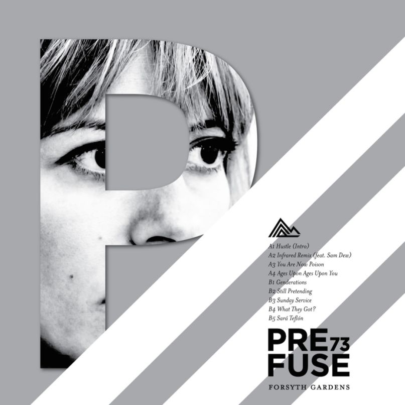 Prefuse 73 new EP
