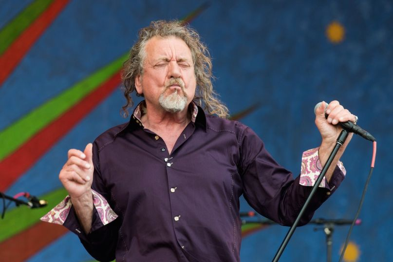 Tour Dates - Robert Plant