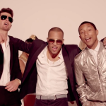 Robin Thicke Pharrell