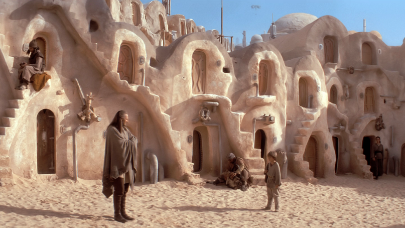 Star Wars Set In Tunisia Has Come Under Siege By Terrorist Group Isis Consequence Of Sound