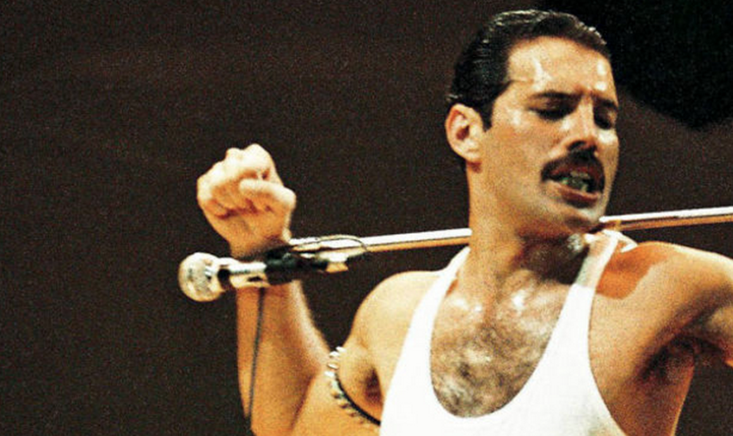 Freddie Mercury biopic
