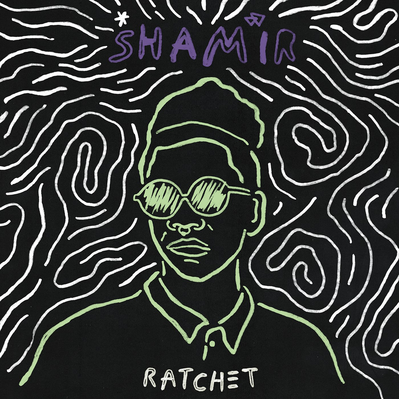 Shamir - Ratchet album - XL